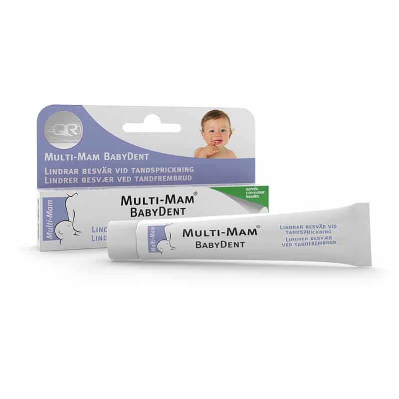 Multi-Mam BabyDent (15 ml)
