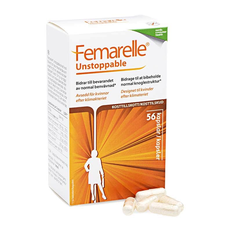 Femarelle Unstoppable (56 kps.)