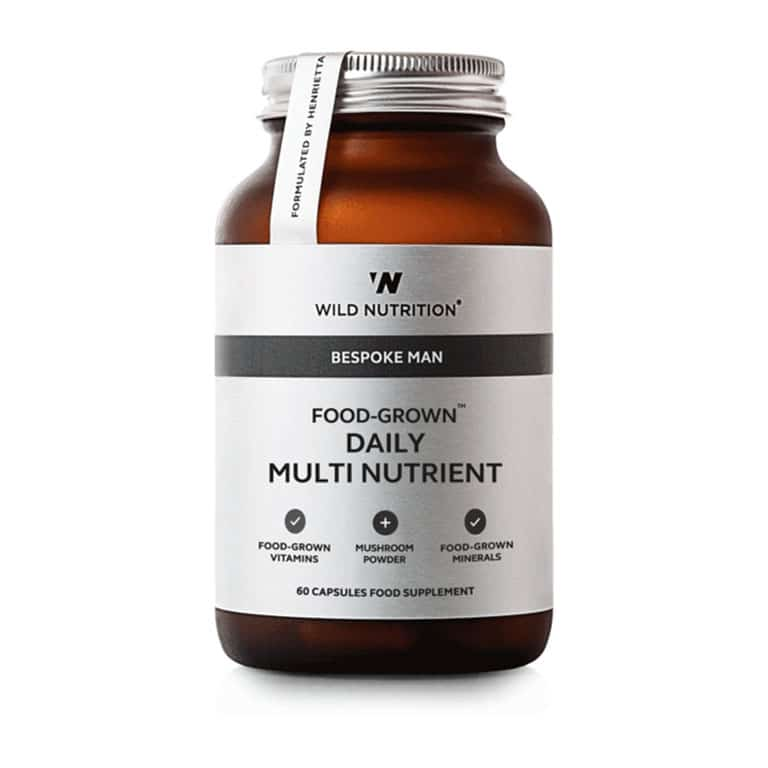 Wild Nutrition Food-Grown Nutrient Men (90 kps.)