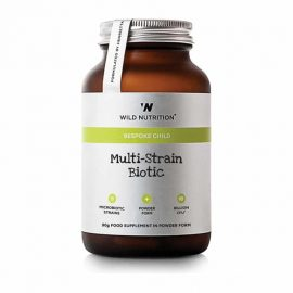 Wild Nutrition Multi Strain Biotic (bespoke Child) (90 G)