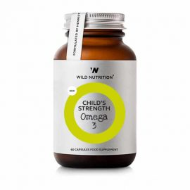 Wild Nutrition Child's Strenght omega3 (60 kps.)