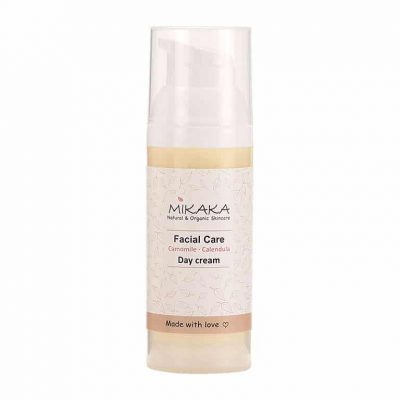 Day Cream - Camomile & Calendula (50 ml)
