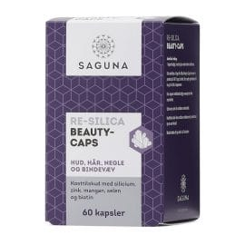 Saguna Re-Silica Beauty Caps (60 kps.)