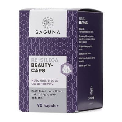 Saguna Re-Silica Beauty Caps (90 kps.)