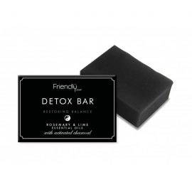 Friendly Detox Bar med Rosmarin & Lime (95 g)