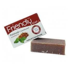 Friendly Patchouli & Sandalwood (95 g)