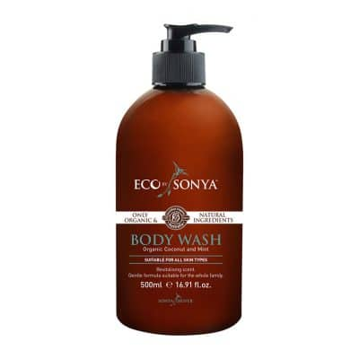 Eco by Sonya Body wash med mint og kokos (500 ml)