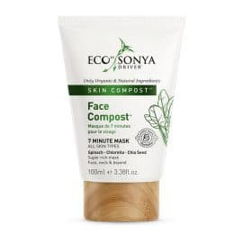 Eco by Sonya 7 minuters ansigts maske med chlorella (100 ml)