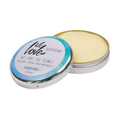 We love the planet Deo-Creme Forever Fresh (48 g)
