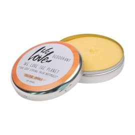 We love the planet Deo-creme Original Orange (48 g)