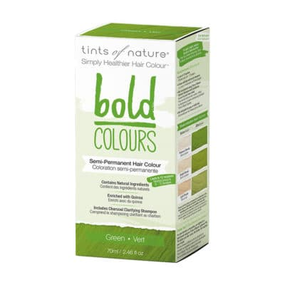 Tints of Nature Bold Green Row (70 ml)