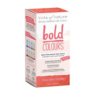 Tints of Nature Bold Rose Gold Row (70 ml)