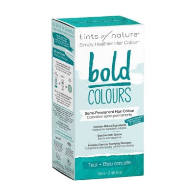 Tints of Nature Bold Teal Row (70 ml)