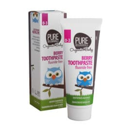 Pure Beginnings Berry Toothpaste with xylitol (75 ml)