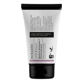 Bioearth Hair 2.0 Illuminating Pack //Treated And Colored Hair (150 ml)