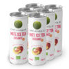Organique Organique Mate Ice Tea with taste of Peach 350 ml (6 stk.) (350 ml)